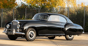 1953 Bentley R-Type Continental Sports Saloon For Sale by Auction