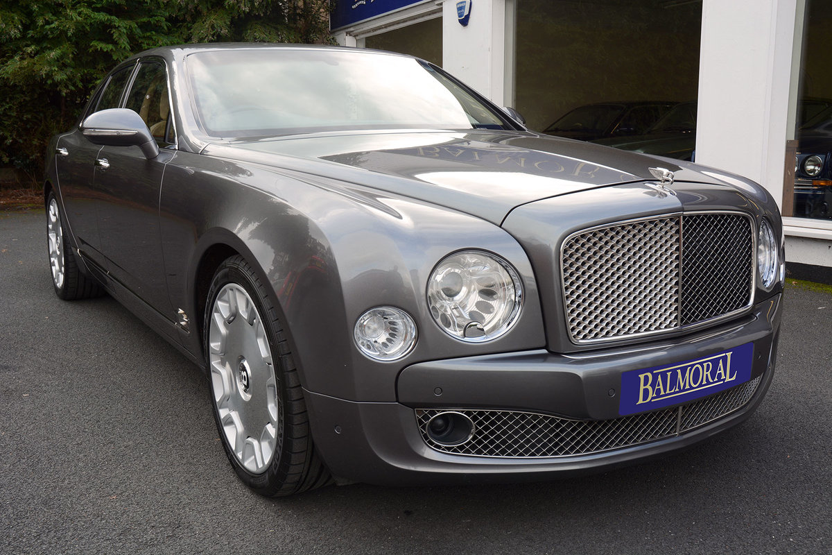 2010 2011 Model Bentley Mulsanne For Sale (picture 1 of 6)