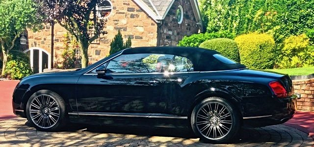 2008 BENTLEY CONTIENTAL GTC Convertible W12              For Sale (picture 3 of 6)