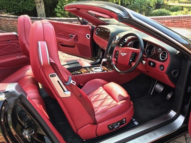 2008 BENTLEY CONTIENTAL GTC Convertible W12              For Sale (picture 5 of 6)