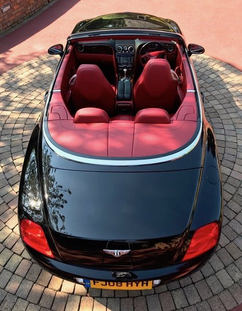 2008 BENTLEY CONTIENTAL GTC Convertible W12              For Sale (picture 6 of 6)