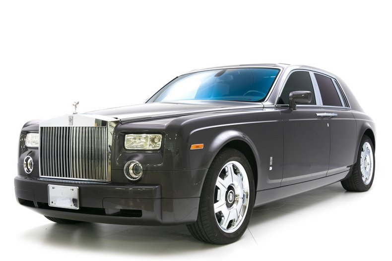 2005 Rolls-Royce Phantom LHD Grey(~)Black 28k miles $89.5k For Sale (picture 1 of 6)