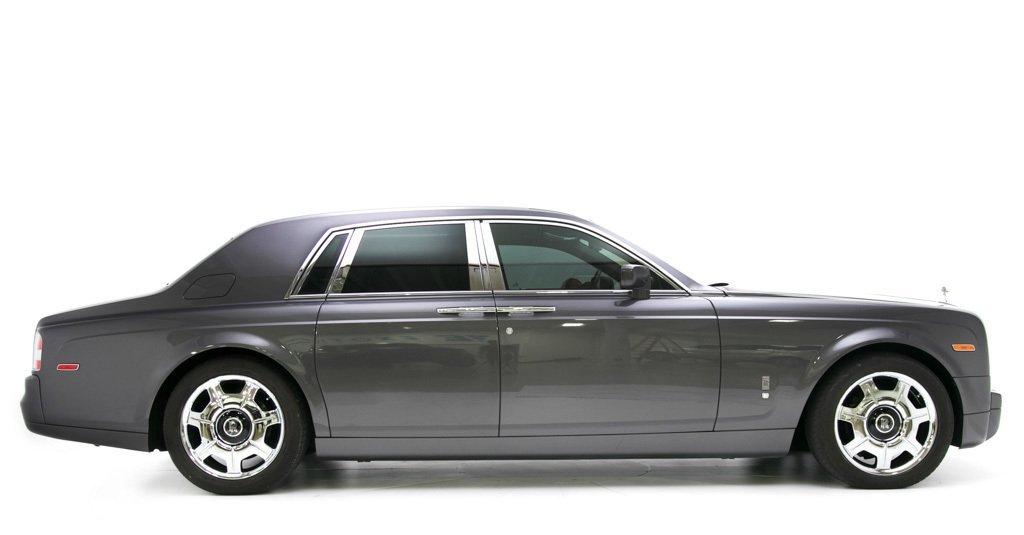2005 Rolls-Royce Phantom LHD Grey(~)Black 28k miles $89.5k For Sale (picture 2 of 6)