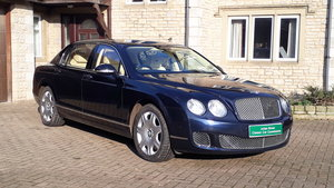 Bentley Flying Spur Mulliner 2010 2 Owners Winter Wheels W12