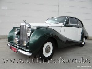 1950 Bentley MK6 James Young '50