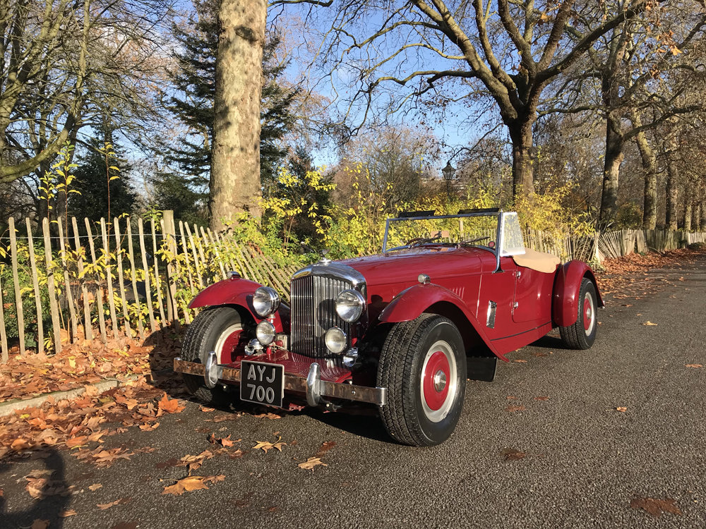 1949 Bentley MK VI Special by Mallalieu For Sale (picture 1 of 24)