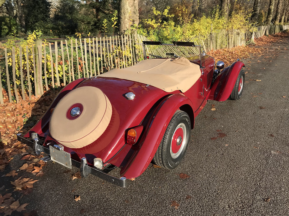 1949 Bentley MK VI Special by Mallalieu For Sale (picture 6 of 24)