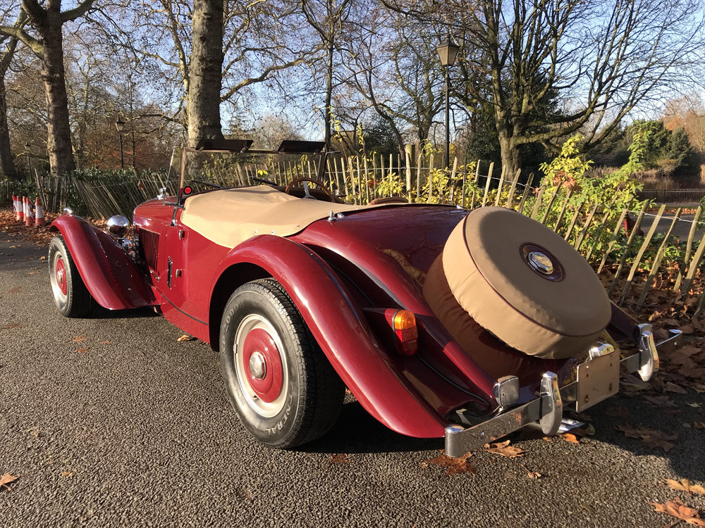 1949 Bentley MK VI Special by Mallalieu For Sale (picture 7 of 24)