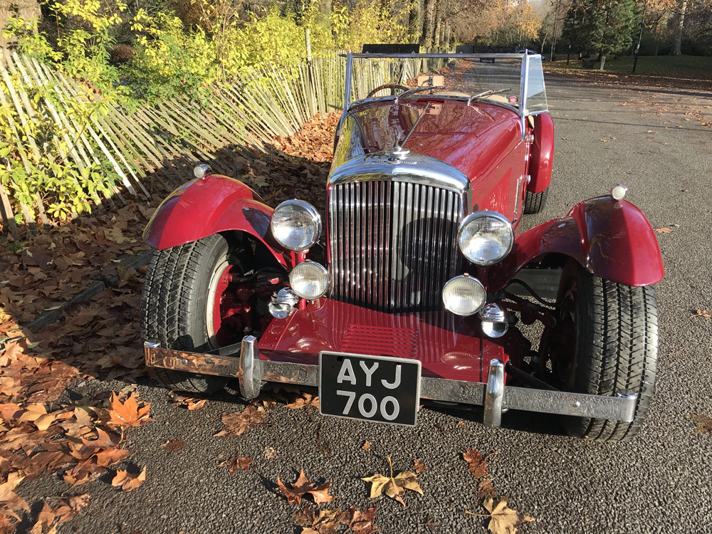 1949 Bentley MK VI Special by Mallalieu For Sale (picture 9 of 24)