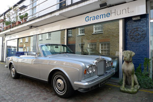 Picture of 1985 Bentley Continental DHC - 11.500 miles only SOLD