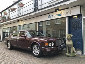 1998 Bentley Brooklands R Mulliner 1 / 100 SOLD