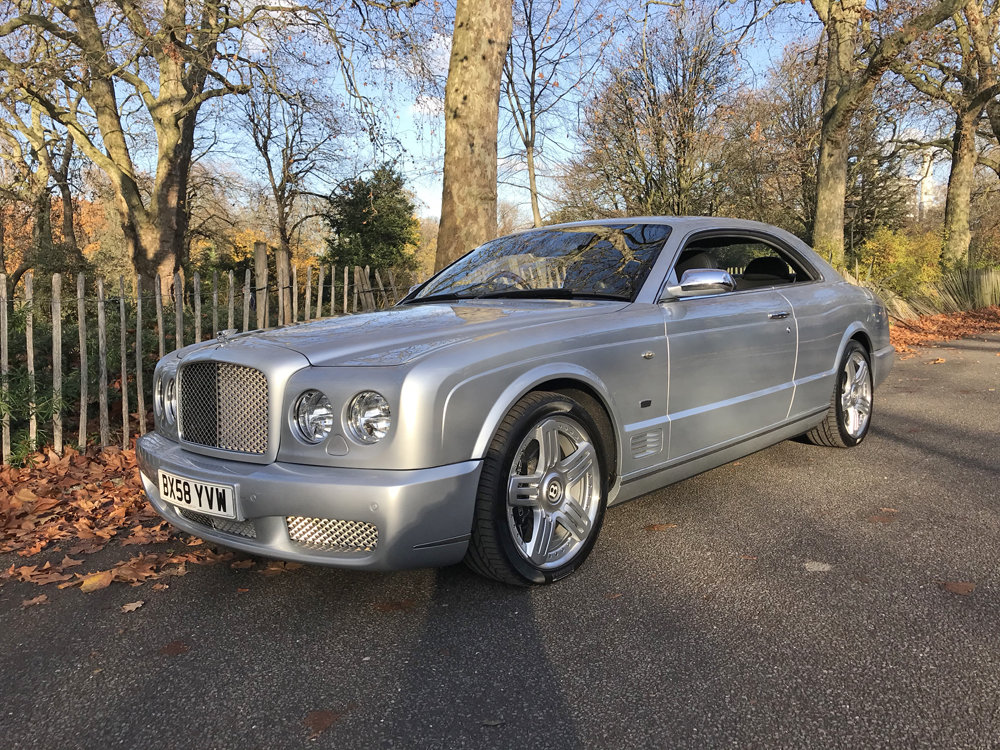 2009 2008 Bentley Brooklands Coupe For Sale (picture 1 of 24)