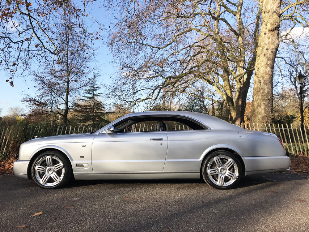 2009 2008 Bentley Brooklands Coupe For Sale (picture 2 of 24)
