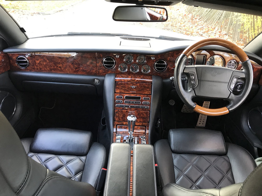 2009 2008 Bentley Brooklands Coupe For Sale (picture 3 of 24)