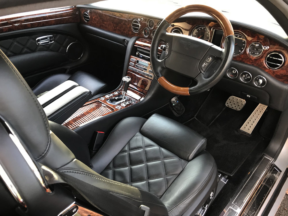 2009 2008 Bentley Brooklands Coupe For Sale (picture 4 of 24)