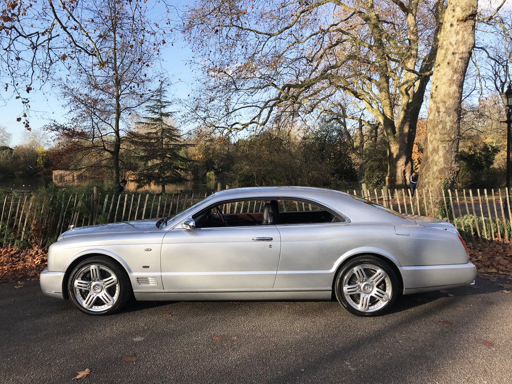 2009 2008 Bentley Brooklands Coupe For Sale (picture 10 of 24)