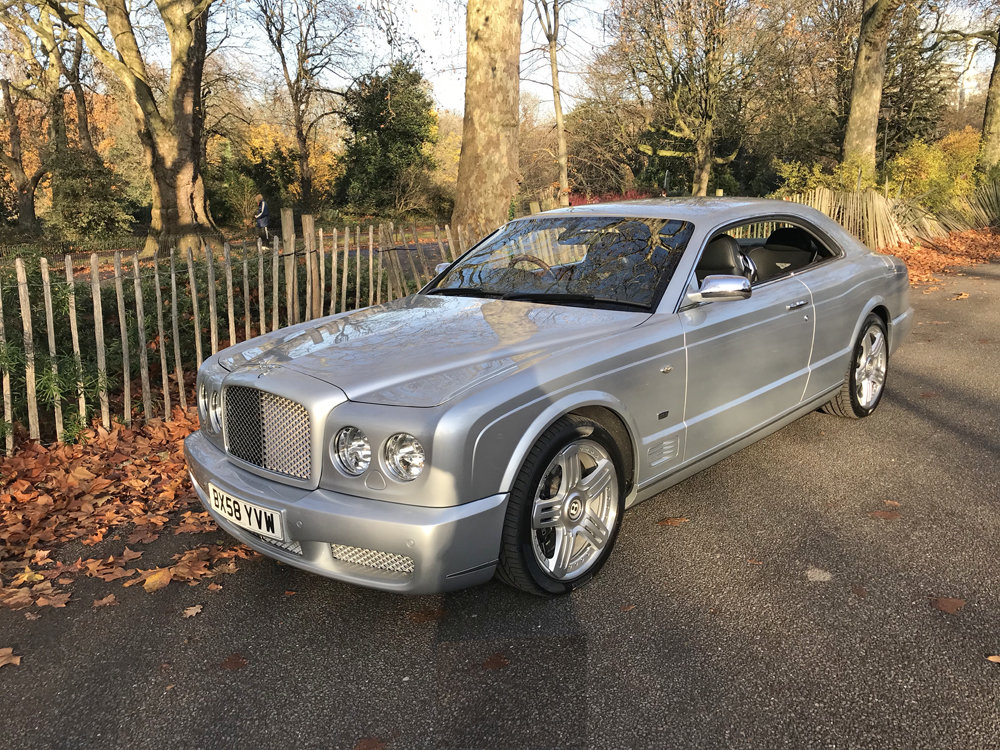 2009 2008 Bentley Brooklands Coupe For Sale (picture 11 of 24)