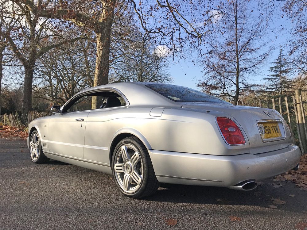 2009 2008 Bentley Brooklands Coupe For Sale (picture 12 of 24)
