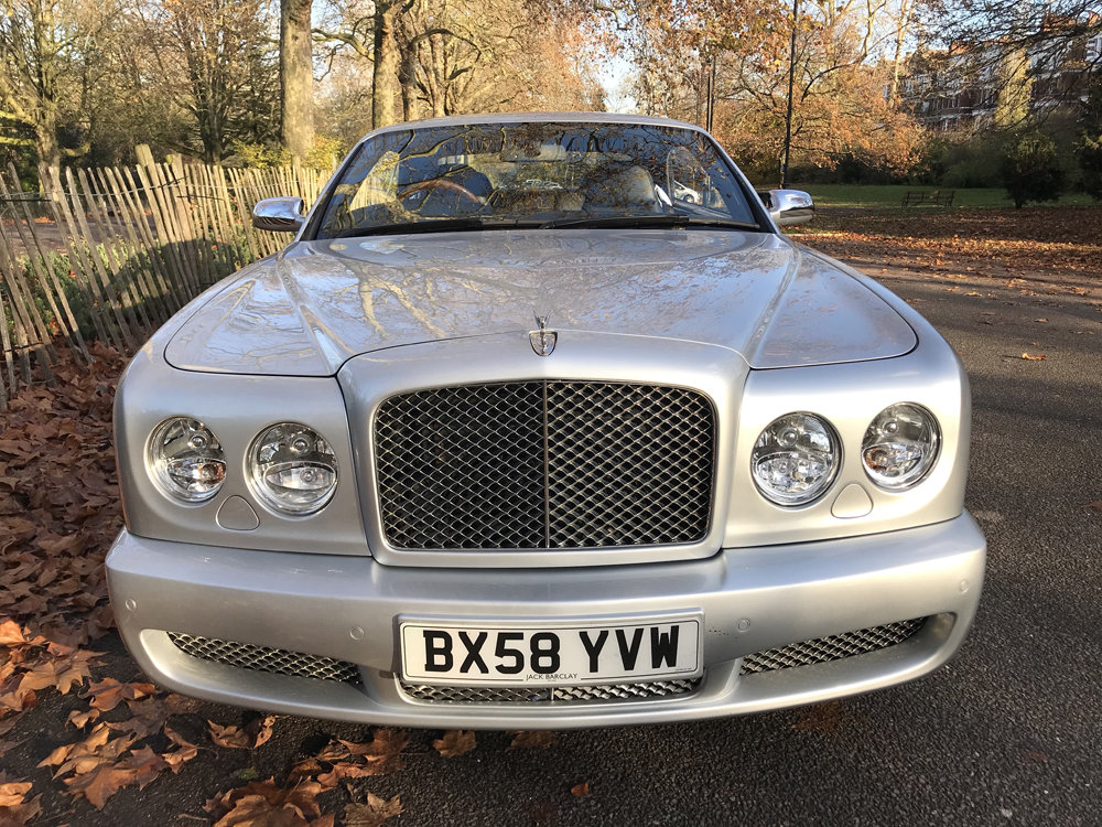 2009 2008 Bentley Brooklands Coupe For Sale (picture 14 of 24)