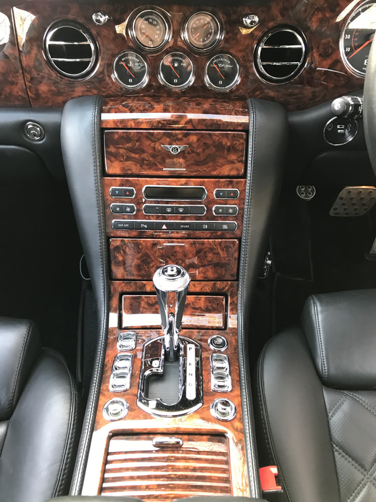 2009 2008 Bentley Brooklands Coupe For Sale (picture 23 of 24)