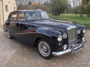 1959 Bentley S1 Saloon by Hooper (Empress line)