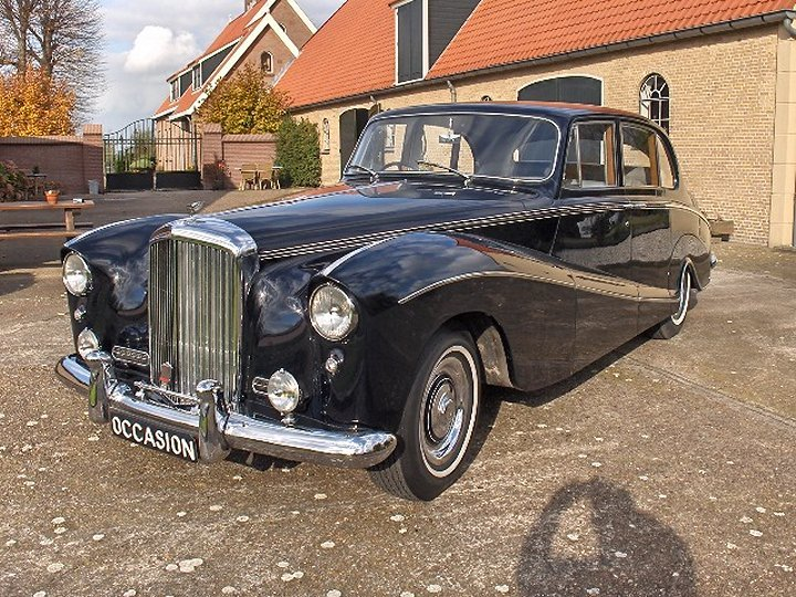 1959 Bentley S1 Saloon by Hooper (Empress line) For Sale (picture 2 of 6)