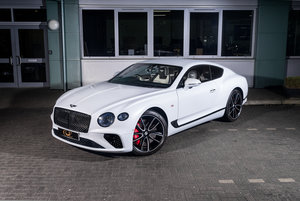 2018 Bentley Continental GT SOLD