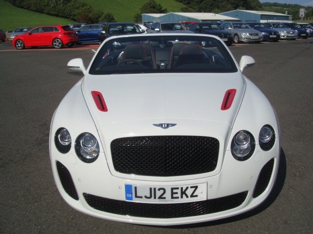 2012 12 BENTLEY CONTINENTAL 6.0 SUPERSPORTS ISR 3350 miles For Sale (picture 2 of 6)