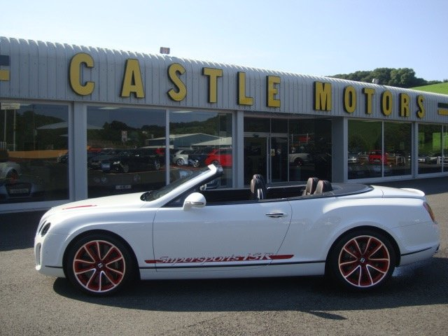 2012 12 BENTLEY CONTINENTAL 6.0 SUPERSPORTS ISR 3350 miles For Sale (picture 3 of 6)