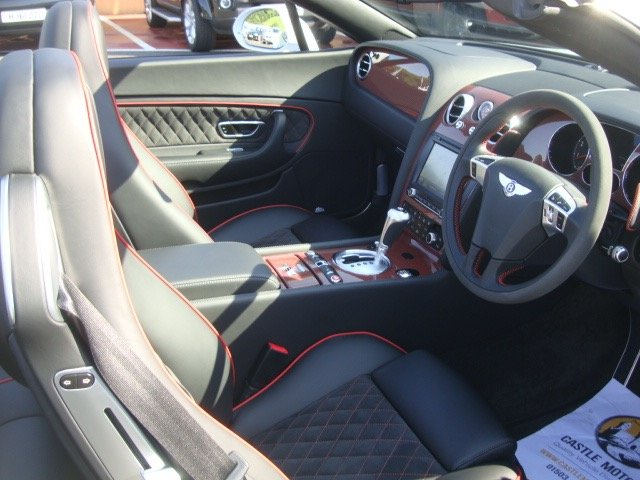 2012 12 BENTLEY CONTINENTAL 6.0 SUPERSPORTS ISR 3350 miles For Sale (picture 5 of 6)