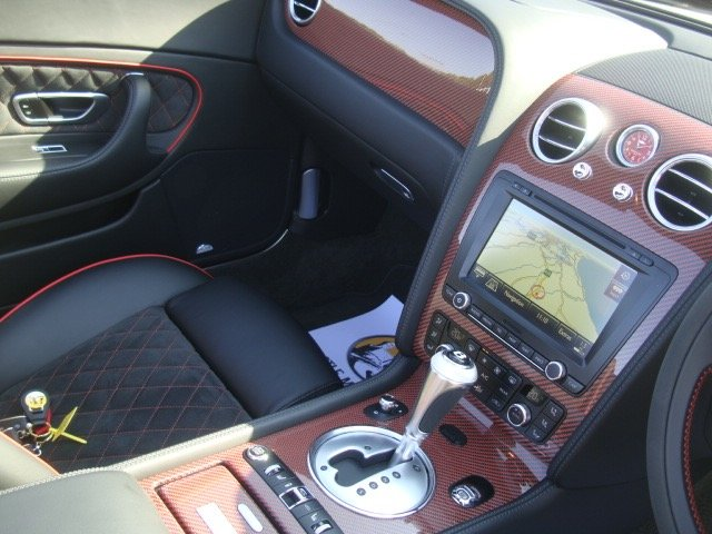 2012 12 BENTLEY CONTINENTAL 6.0 SUPERSPORTS ISR 3350 miles For Sale (picture 6 of 6)