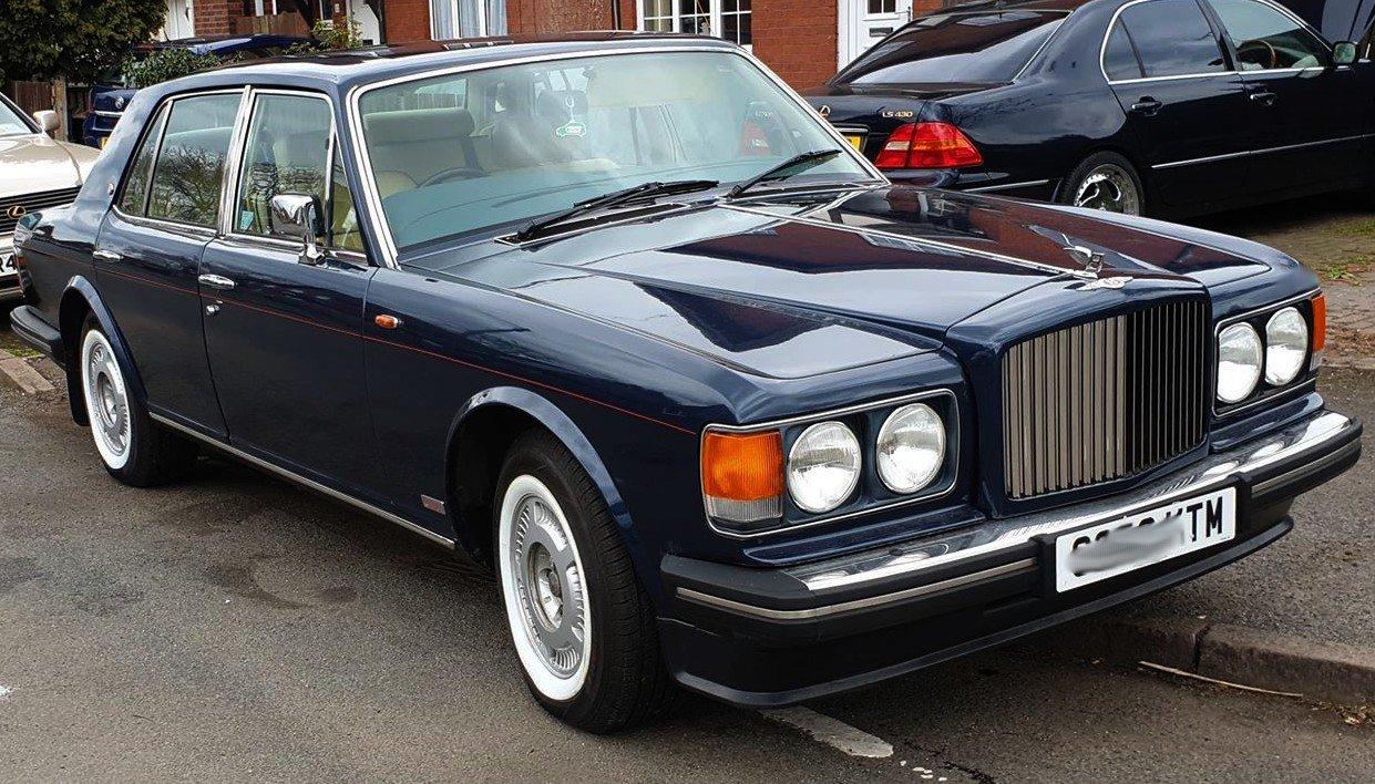 1986 Bentley Turbo R  For Sale (picture 1 of 1)
