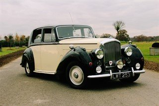 1952 Bentley Mark 6 (MK VI) Big Bore Saloon For Sale