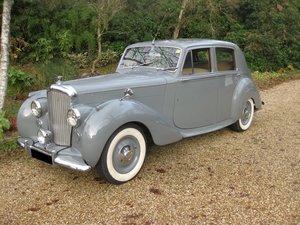 1949 Bentley MKVI Manual For Sale