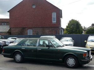 1991 BENTLEY TURBO R 6.8 AUTOMATIC LWB - LHD LEFT HAND DRIVE For Sale