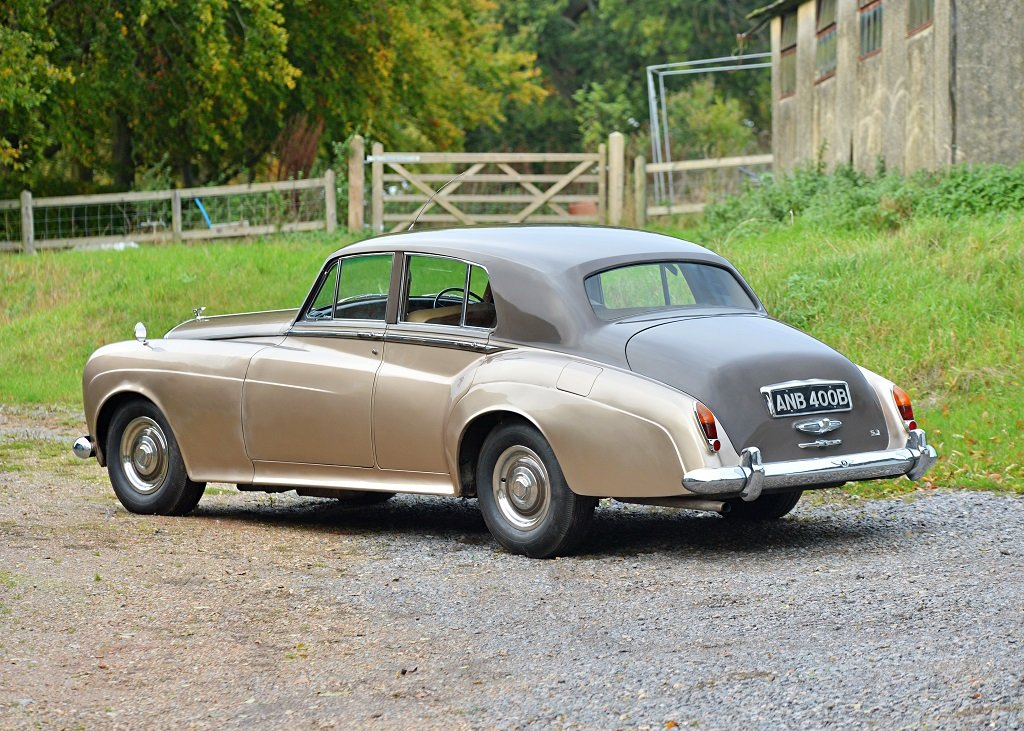 1964 Bentley S3 Saloon For Sale (picture 2 of 6)