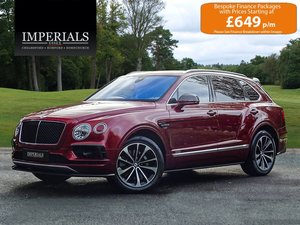 2017 Bentley  BENTAYGA  V8 DIESEL MULLINER AUTO  109,948 For Sale