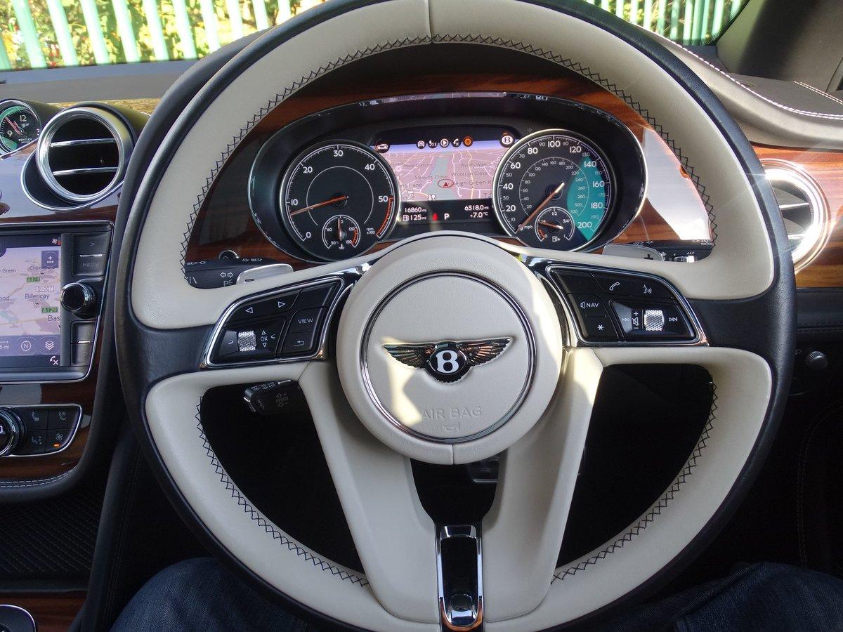 2017 Bentley  BENTAYGA  V8 DIESEL MULLINER AUTO  109,948 For Sale (picture 7 of 24)