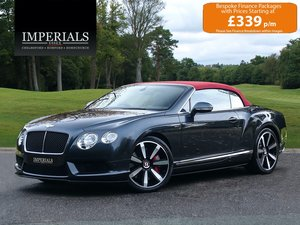 2015 Bentley  CONTINENTAL GTC  4.0 V8 S MULLINER CABRIOLET AUTO   For Sale