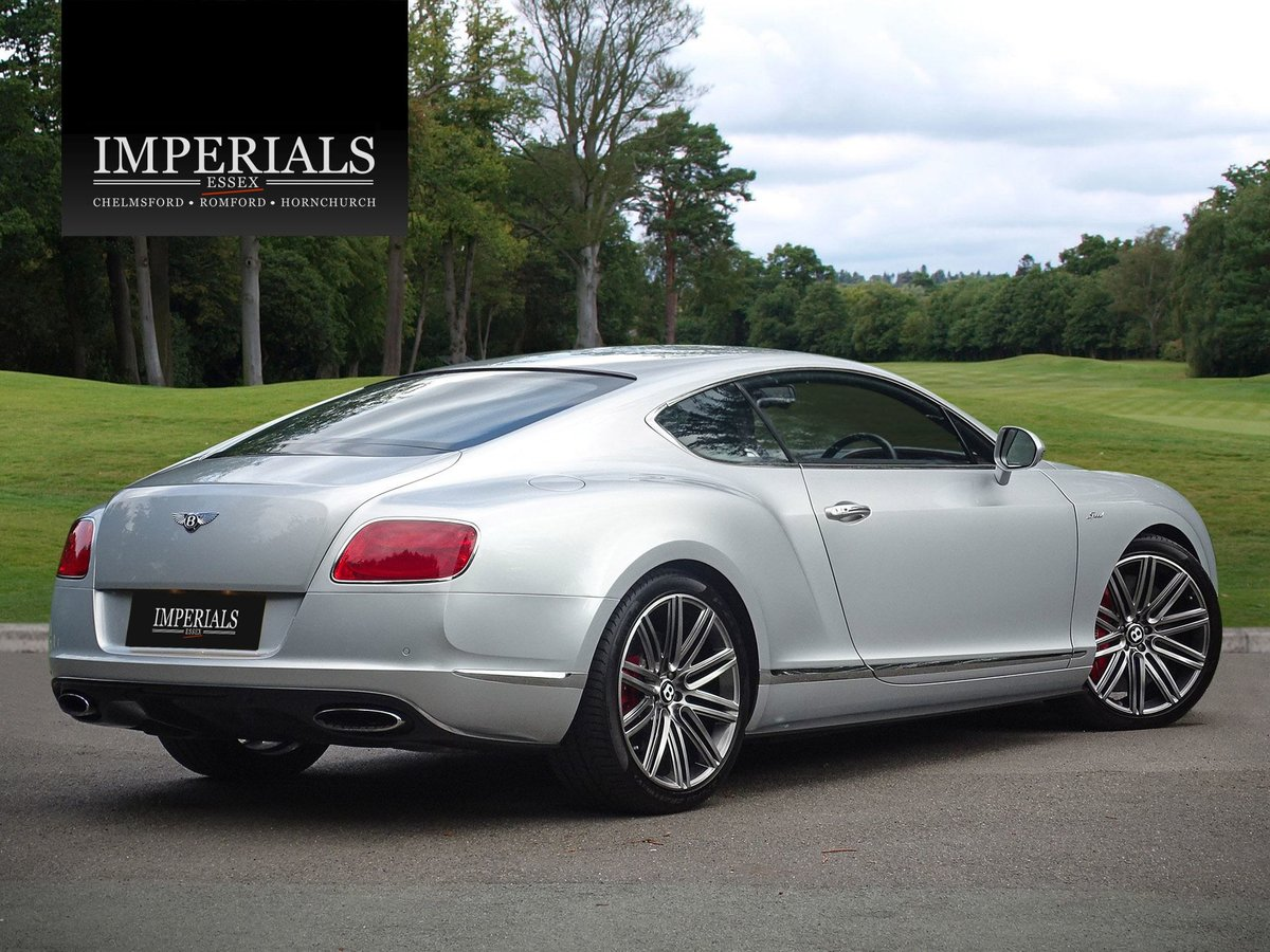 2016 Bentley  CONTINENTAL GT  SPEED COUPE AUTO  74,948 For Sale (picture 4 of 24)