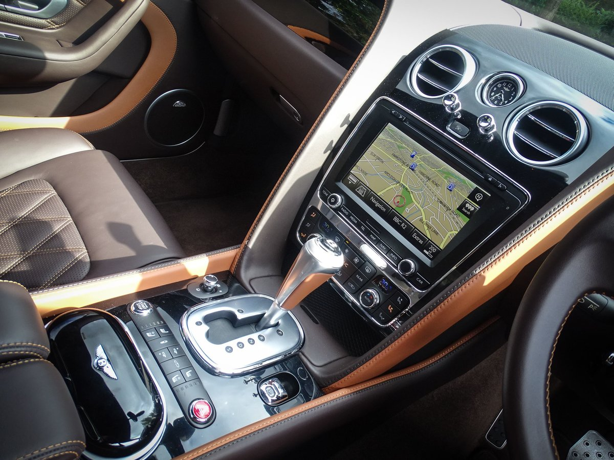 2016 Bentley  CONTINENTAL GT  SPEED COUPE AUTO  74,948 For Sale (picture 7 of 24)