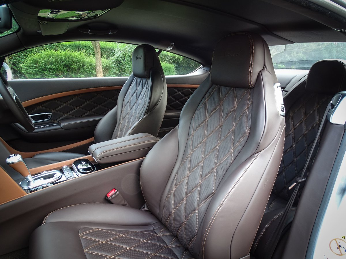 2016 Bentley  CONTINENTAL GT  SPEED COUPE AUTO  74,948 For Sale (picture 14 of 24)