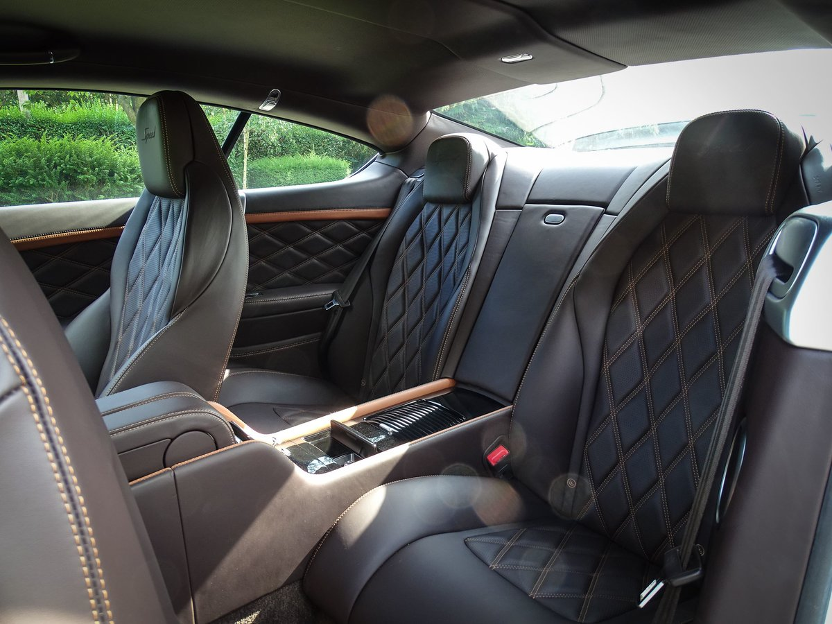 2016 Bentley  CONTINENTAL GT  SPEED COUPE AUTO  74,948 For Sale (picture 15 of 24)