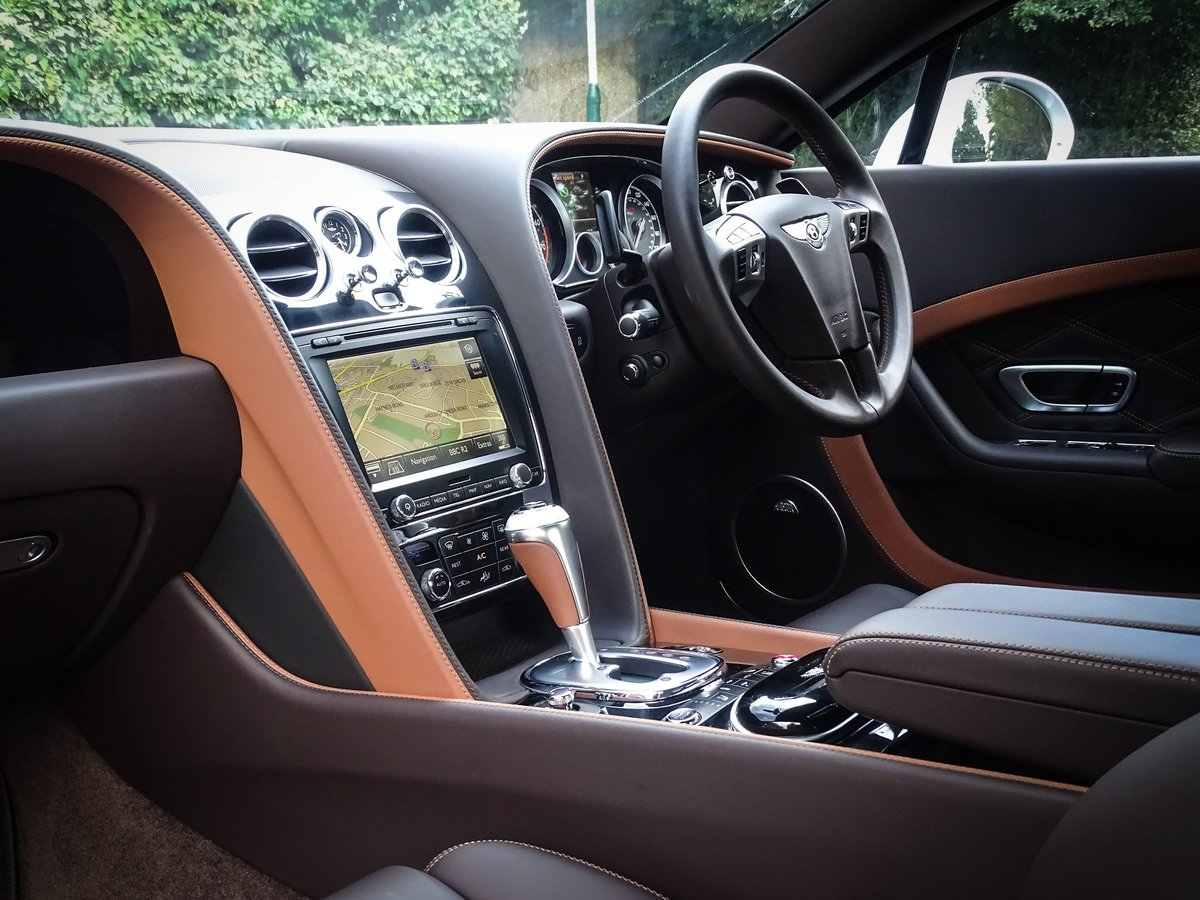 2016 Bentley  CONTINENTAL GT  SPEED COUPE AUTO  74,948 For Sale (picture 23 of 24)