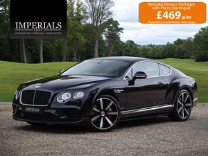 2016 Bentley  CONTINENTAL GT  4.0 V8 S MULLINER COUPE AUTO  79,94