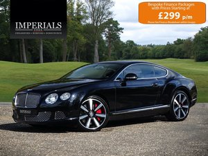 2011 Bentley  CONTINENTAL GT  6.0 W12 MULLINER COUPE 2012 MODEL A