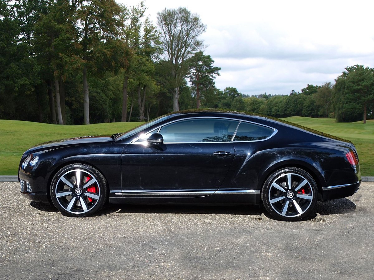 2011 Bentley  CONTINENTAL GT  6.0 W12 MULLINER COUPE 2012 MODEL A For Sale (picture 2 of 24)