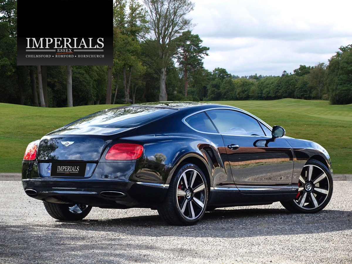 2011 Bentley  CONTINENTAL GT  6.0 W12 MULLINER COUPE 2012 MODEL A For Sale (picture 4 of 24)