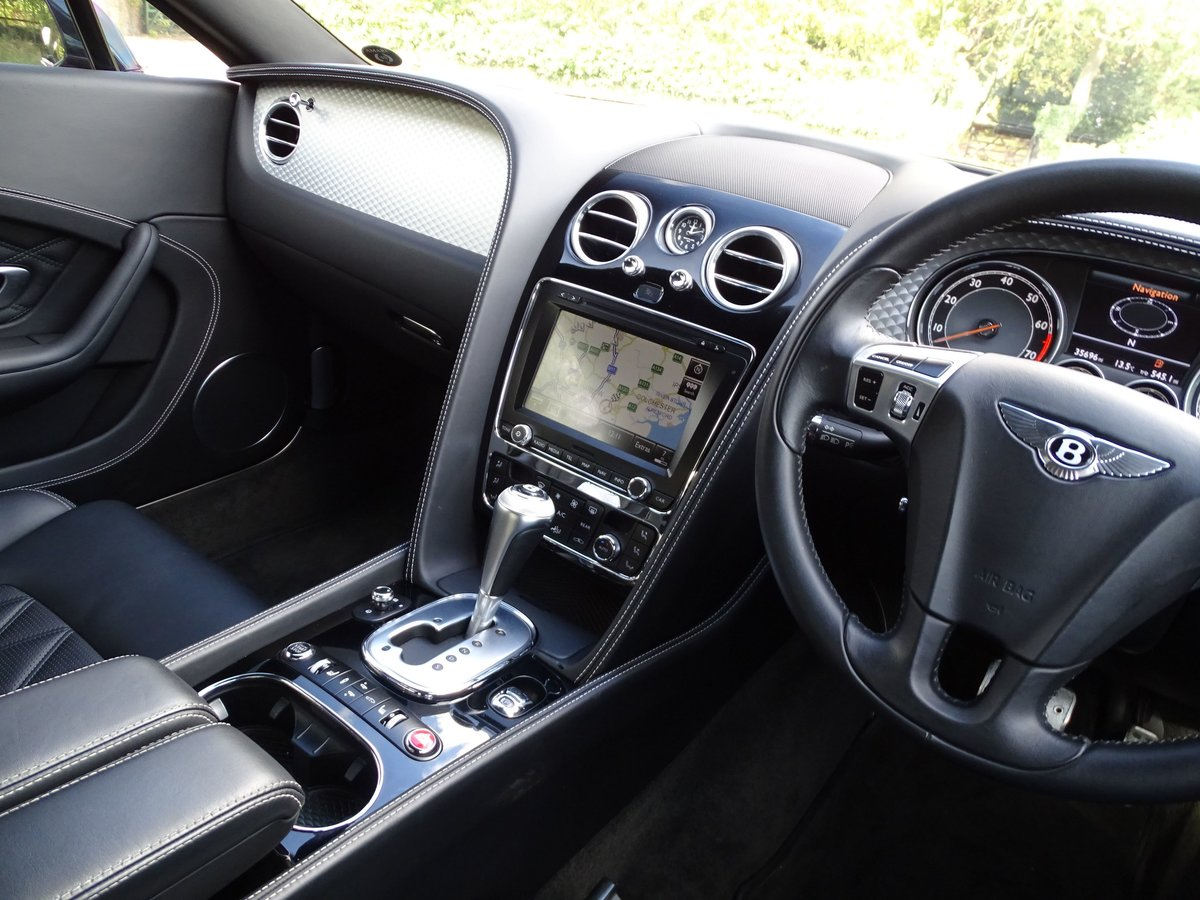2011 Bentley  CONTINENTAL GT  6.0 W12 MULLINER COUPE 2012 MODEL A For Sale (picture 7 of 24)