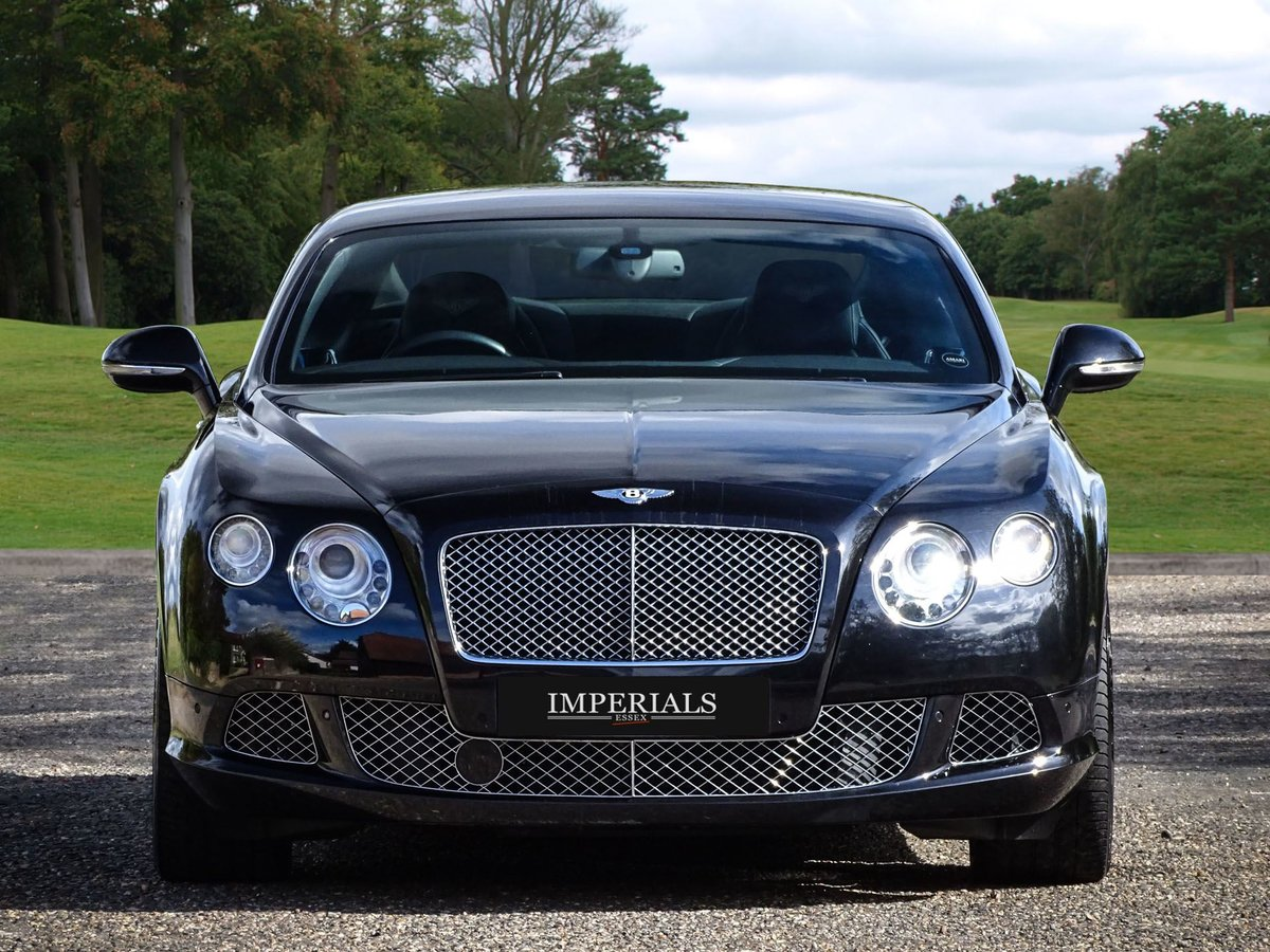 2011 Bentley  CONTINENTAL GT  6.0 W12 MULLINER COUPE 2012 MODEL A For Sale (picture 10 of 24)